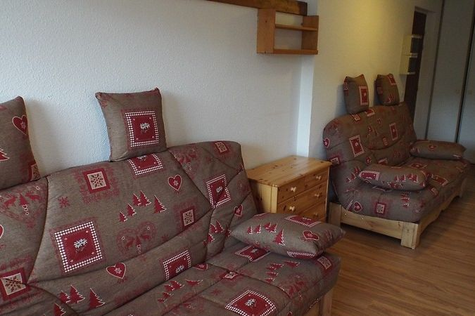 Location One-room apartment 3517 Val Thorens
