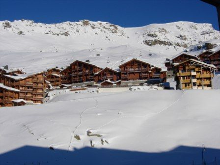 View from the property Location Apartment 3527 Val Thorens