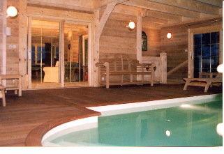 Swimming pool Location Chalet 3603 Vars