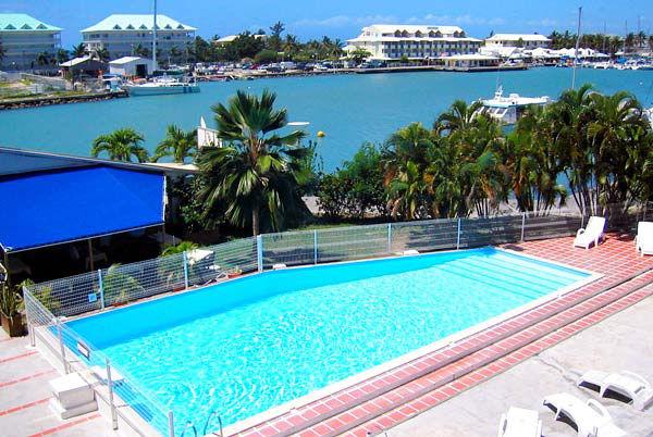 Swimming pool Location Apartment 39298 Saint Francois