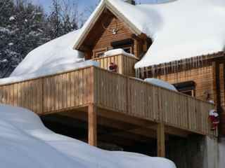 Terrace Location Chalet 41298 Pra Loup