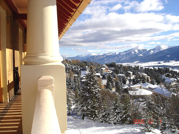 View of the property from outside Location Apartment 4136 Font Romeu