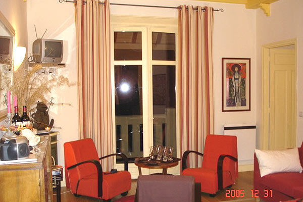 Living room Location Apartment 4136 Font Romeu