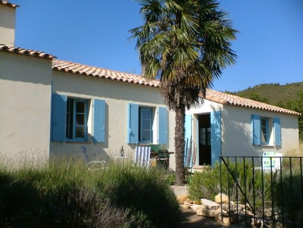 View of the property from outside Location House 41535 Narbonne