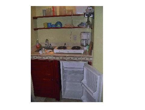 Kitchenette Location One-room apartment 41728 Playa del Carmen