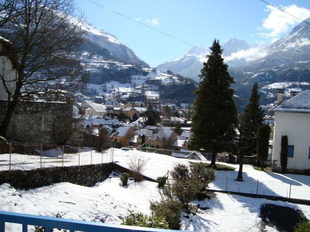 View from the balcony Location Apartment 4279 Luz Saint Sauveur