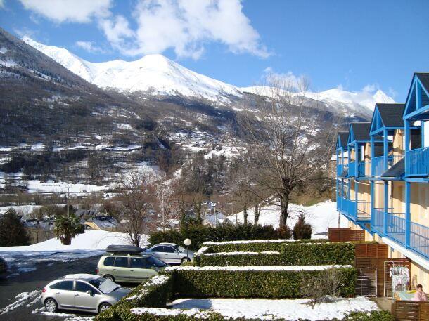 View from the property Location Apartment 4279 Luz Saint Sauveur