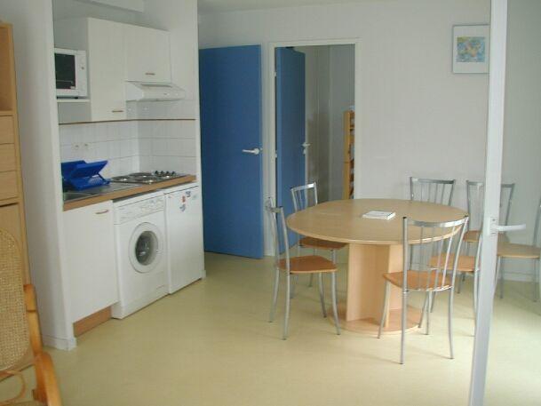 Kitchenette Location Apartment 4279 Luz Saint Sauveur