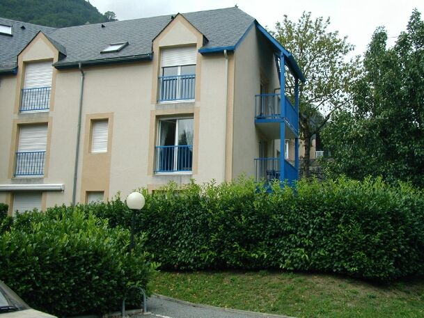 View of the property from outside Location Apartment 4279 Luz Saint Sauveur
