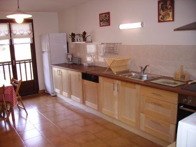 Separate kitchen Location Chalet 4356 Loudenvielle