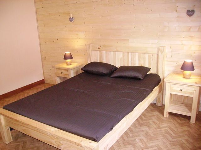 bedroom 1 Location Chalet 4356 Loudenvielle