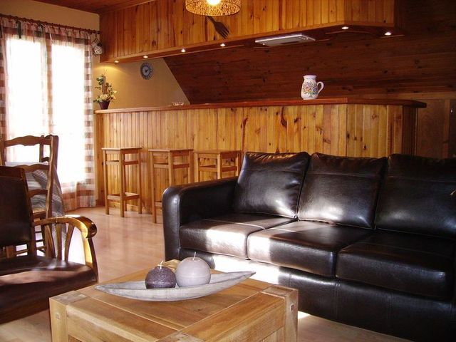 Living room Location Chalet 4356 Loudenvielle