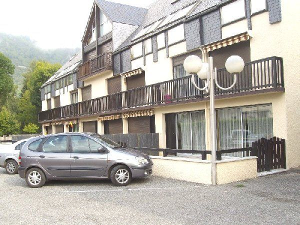 Parking Location Apartment 4397 Saint Lary Soulan