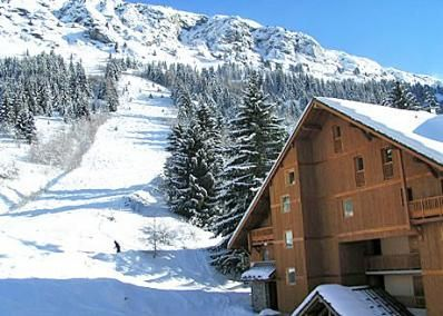 View of the property from outside Location Apartment 4841 Oz en Oisans