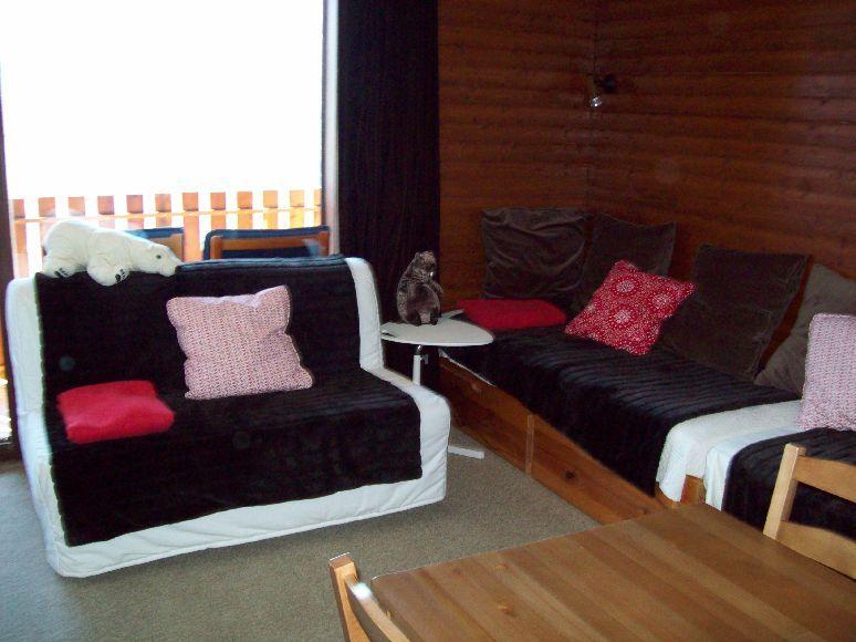 Living room Location Apartment 50329 Orcières Merlette