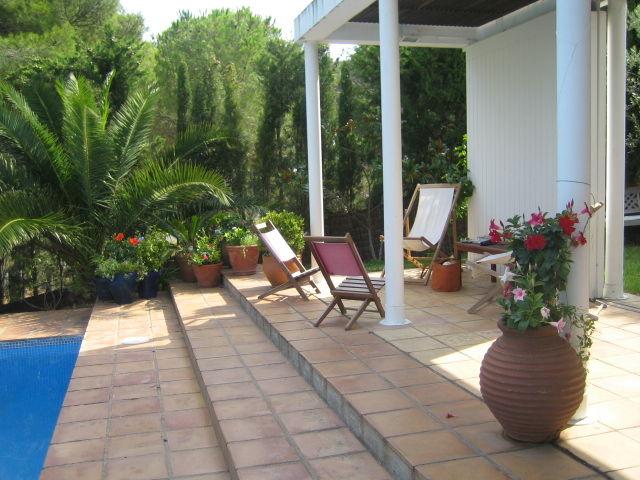 Terrace Location Villa 5186 Cadaqués