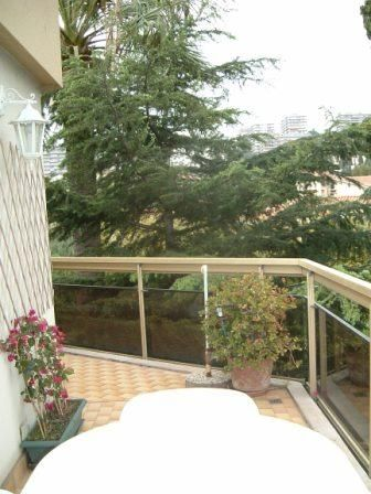 View from the terrace Location Apartment 52742 Nice