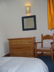 bedroom Location One-room apartment 536 Arvieux en Queyras