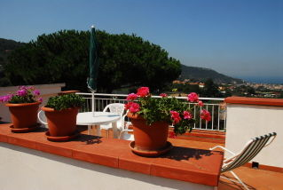 Terrace Location Apartment 53852 Sorrento