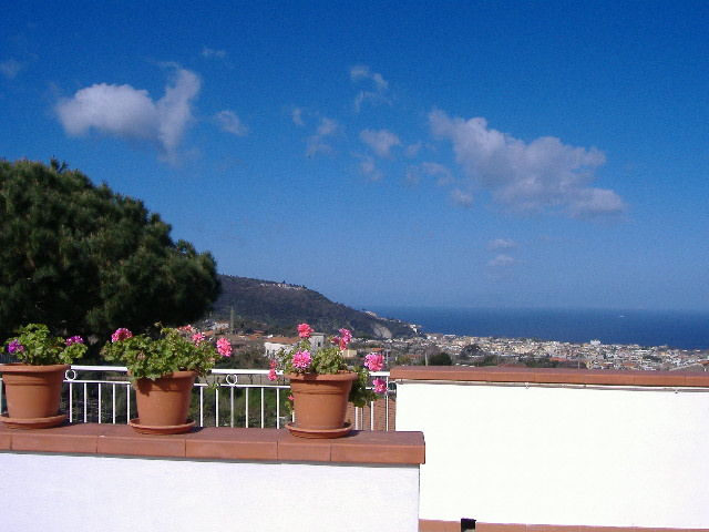 View from the terrace Location Apartment 53852 Sorrento
