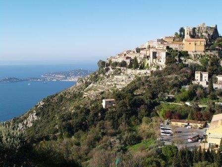 View from the property Location Villa 5424 Monaco