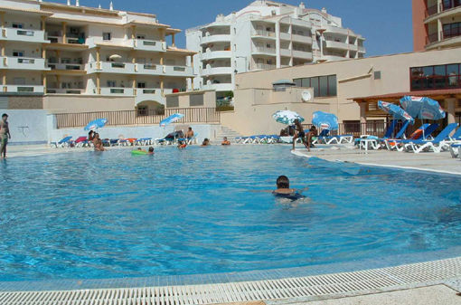 Swimming pool Location Apartment 55941 Portimão