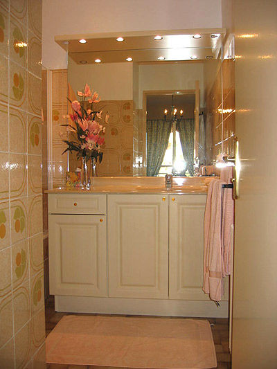 bathroom Location Apartment 5623 Saint Raphael