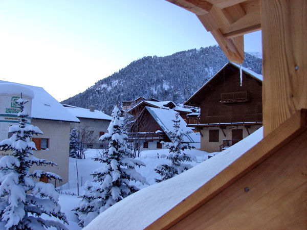 View from the property Location Chalet 57805 Montgenevre
