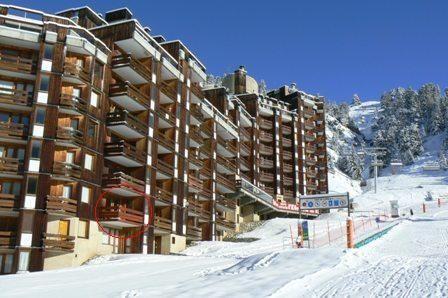 Balcony Location Apartment 57938 La Plagne
