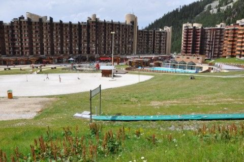 View of the property from outside Location Apartment 57938 La Plagne