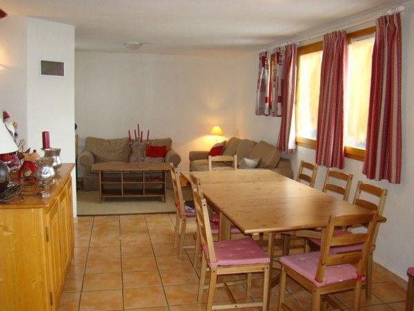 Living room Location Chalet 58607 La Plagne