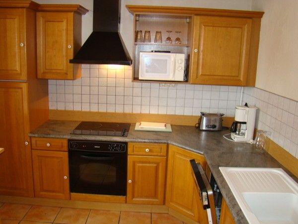 Kitchenette Location Chalet 58607 La Plagne