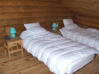bedroom 2 Location Chalet 59119 Saint Pierre - Dels - Forcats - Cambre