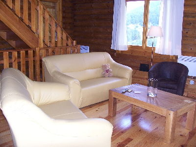 Lounge Location Chalet 59119 Saint Pierre - Dels - Forcats - Cambre