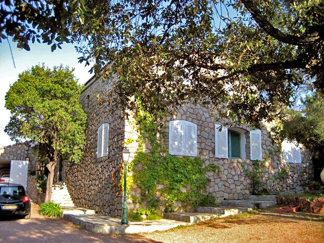View of the property from outside Location Villa 59191 Ste Lucie de Porto Vecchio