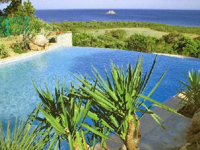 Swimming pool Location Villa 59191 Ste Lucie de Porto Vecchio