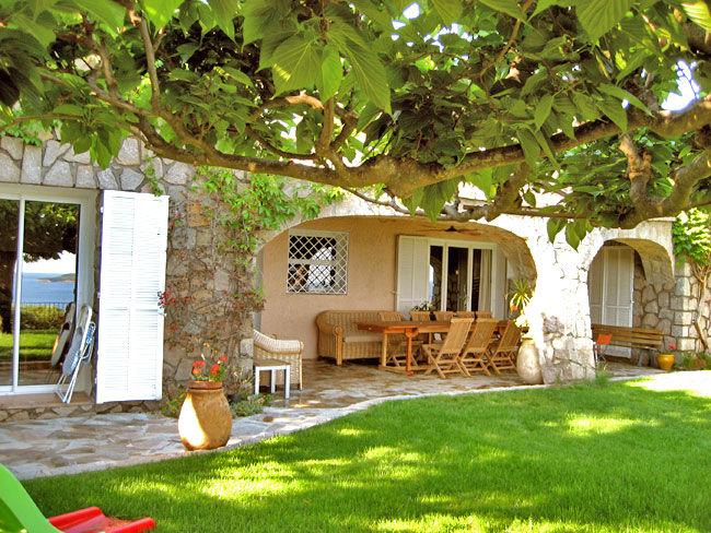 View from the terrace Location Villa 59191 Ste Lucie de Porto Vecchio