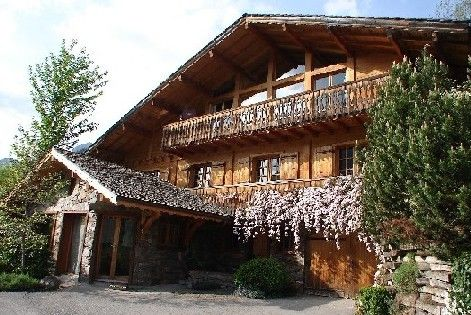 View of the property from outside Location Chalet 600 Châtel