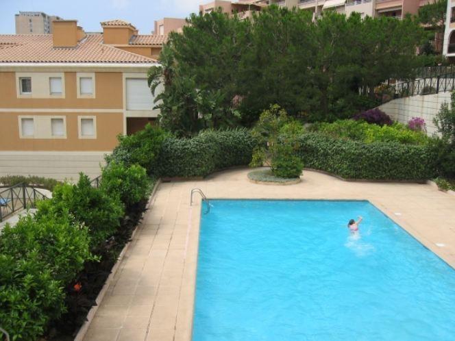 Swimming pool Location Apartment 60552 Monaco