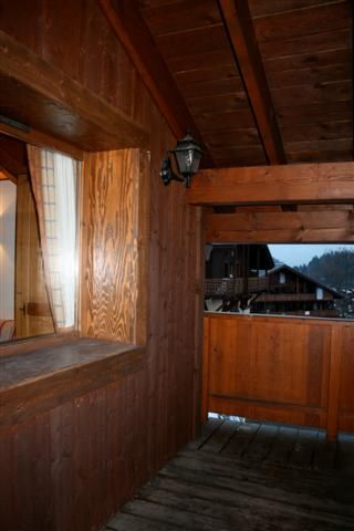 Balcony Location One-room apartment 62468 Les Houches