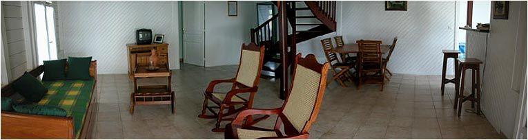 Lounge Location Villa 8123 Sainte Anne (Martinique)