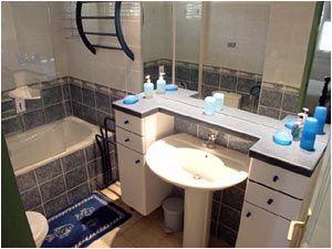 bathroom Location Villa 8123 Sainte Anne (Martinique)
