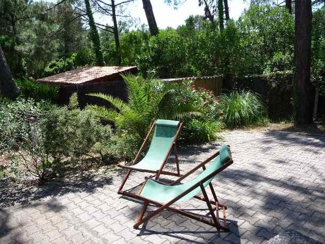 Terrace Location Villa 9371 Cap Ferret