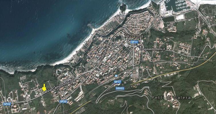 Location Apartment 71718 Tropea