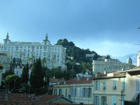View from the balcony Location Apartment 96723 Menton