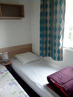 bedroom 2 Location Mobile home 90517 Vias Plage