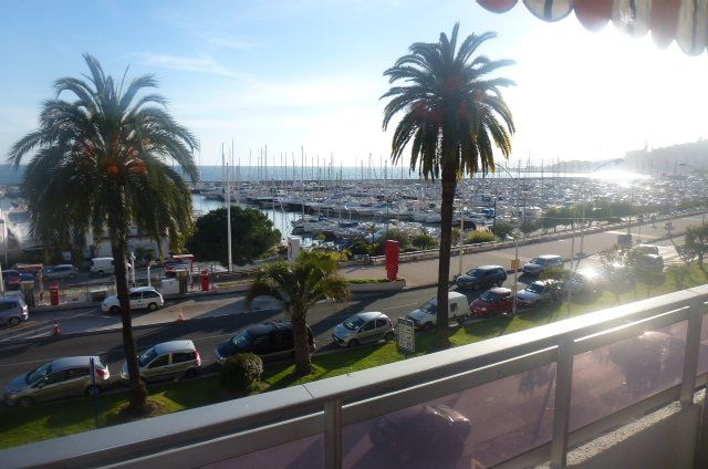 View from the terrace Location One-room apartment 92071 Menton