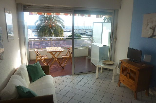 Location One-room apartment 92071 Menton