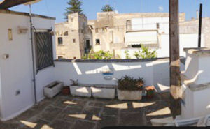 View from the terrace Location House 79444 Otranto