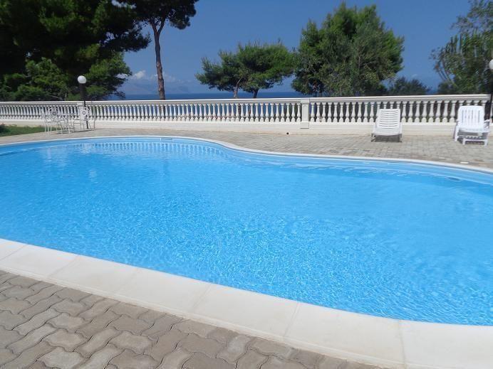 Swimming pool Location Villa 81909 Trappeto